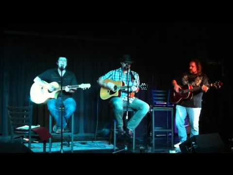 """Seth Caldwell, Travis Ray, and Stephen Thomas Cover of """"Country Must Be Country Wide"""""""