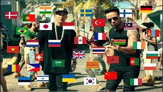 Despacito In 40 Different Languages!