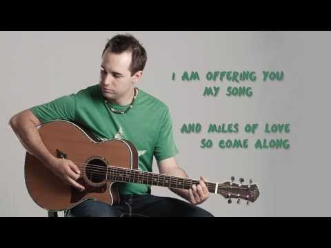 Zarko - Offering My Song (lyrics clip)