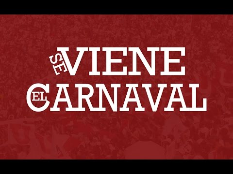 """""""Se viene el carnaval"""" Barra: Muerte Blanca • Club: LDU"""
