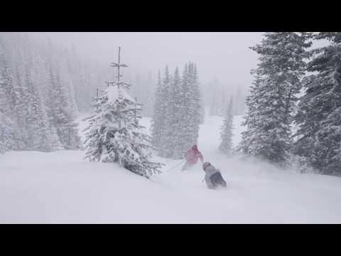 January 18 2019 Powder Day  - © Vail Resorts