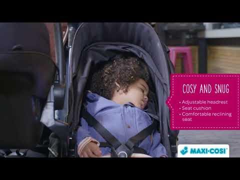 Maxi Cosi Dana For2 Stroller