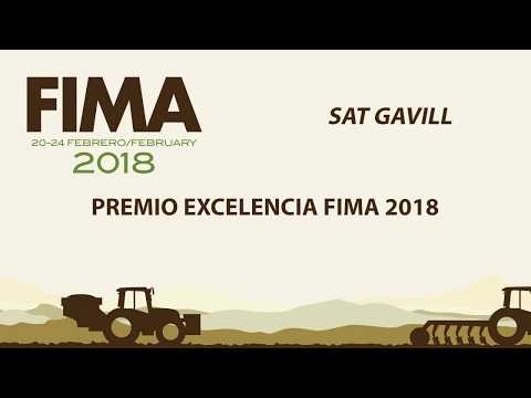 FIMA 2018 VIDEO INTERVIEW EXCELLENCE AWARD SAT GAV