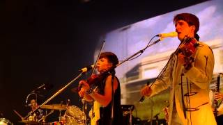 Arcade Fire - The Suburbs (Glastonbury 2014)