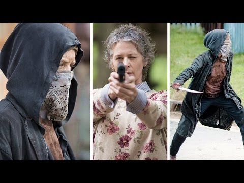 The Best Of Carol Peletier Compilation -  The Walking Dead