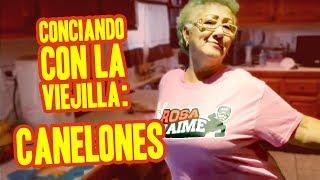 Cocinando Con La Viejilla #2 (Canelones) | Rosa y Jaime