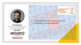 Ponencias en vídeo de CyberForum 2020