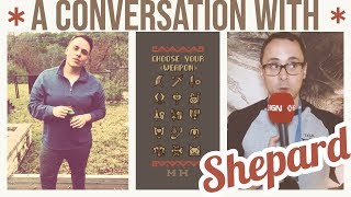 A Conversation with Shepard (Social Dissonance)