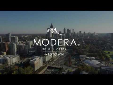 Modera Midtown | Neighborhood and Amenities Fly Through