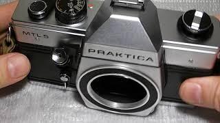 Praktica mtl my camera cabinet