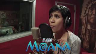"Disney's Moana- ""I Am Moana"" (Cover) Cristina Vee + Geoff Bisente"