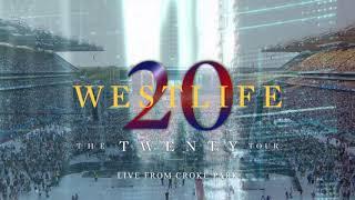 Westlife - Hello My Love (The Twenty Tour 2019) DVD Version