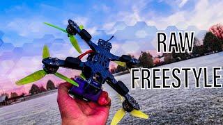 RAW Park Rippin! / FPV Freestyle Stickcam / Ummagawd Moon Goat