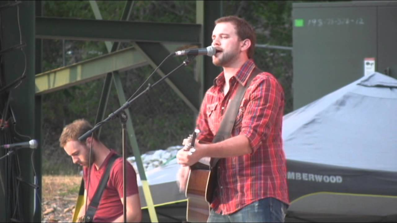 Blane Howard Live at Magic Springs - Pass the Bottle