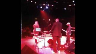 Faith Evans Concert -Performing Come Over Live in Houston on 10/29/2010