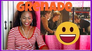 GOAT - Grenade (Official Video)   Reaction