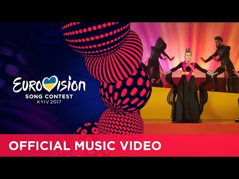 Artsvik - Fly With Me (Armenia) Eurovision 2017 - Official Music Video