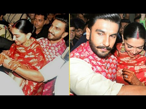 Ranveer Singh PROTECTS Wife Deepika Padukone From