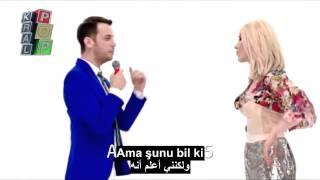 Sinan Akçıl & Hande Yener - Atma ( مترجمة للعربية ) HD