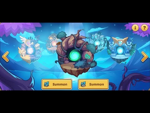 Idle Heroes-New PO and HM events, Sweet Trip and 80 PO summons: The