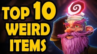 Top 10 Weirdest Vanilla WoW Equipped Items