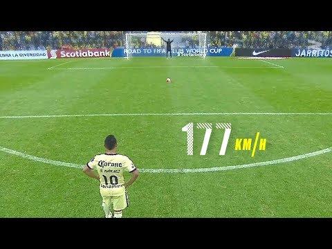 11 ROCKET Penalty Kicks That Shocked The World