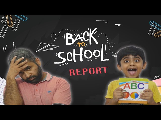 Back to school report   rang productions