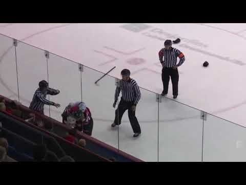 Gregor MacLeod vs. Adam Gaudreau