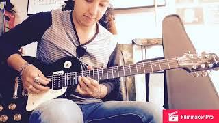 Dio - Fever Dreams - ( Cover Guitar )