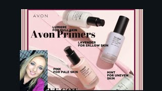 Avon's Primers-What's The Difference