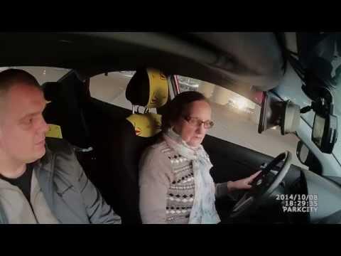Инструктор и автоледи