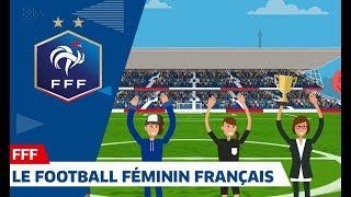 Le Football Féminine Français