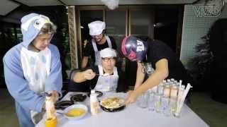 VRZO Cooking - ควายเข้าครัวทำพายส้ม l VRZO - dooclip.me