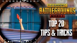Top 20 Tips & Tricks in PUBG Mobile | Ultimate Guide To Become a Pro #3