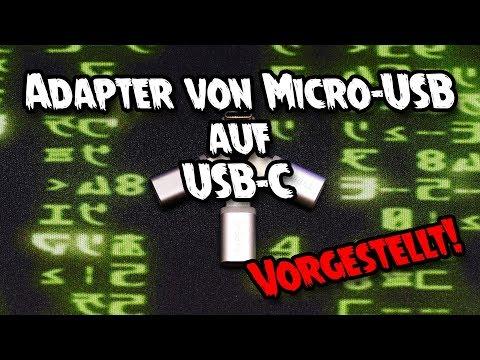 Adapter von Micro-USB auf USB-C [Vorgestellt!]