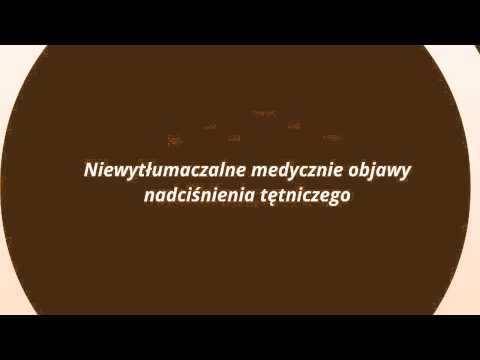 Nadciśnieniowy powoduje leczenie