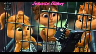 Chipmunk & Chipettes   Hit me with your best shot