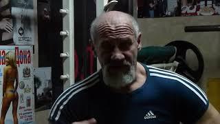 Локтионов Валерий-о моих тренировках  по скайпу