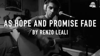 Chris Cornell - As hope and promise fade - (cover by Renzo Leali)