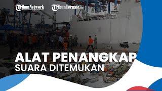 CVR Alat Penangkap Percakapan atau Suara di Kokpit Pesawat Sriwijaya Air SJ-182 Ditemukan Basarnas