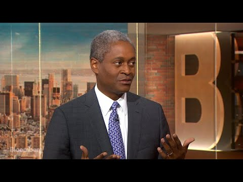 Fed's Bostic Says He Probably Would Have Dissented Against October Rate Cut