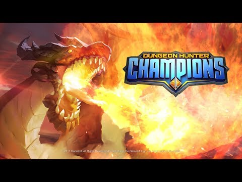 Vídeo do Dungeon Hunter Campeões : Epic Online Action RPG