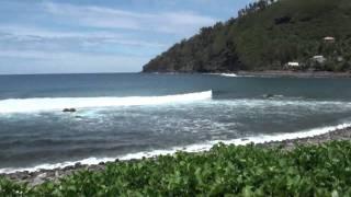 preview picture of video 'MANAPANY LES BAINS. Saint Joseph (3) Ile de la Réunion'