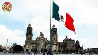 Мехико 11:20. Площадь Zocalo.