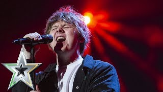 Lewis Capaldi Performs Hit Single 'Someone You Loved'   Ireland's Got Talent 2019