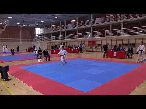 Campeonato Navarro Absoluto 180218G