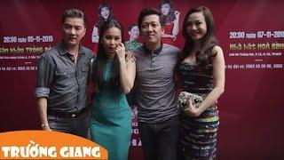 Họp Báo Liveshow Chàng Hề Xứ Quảng -  Trường Giang 2015