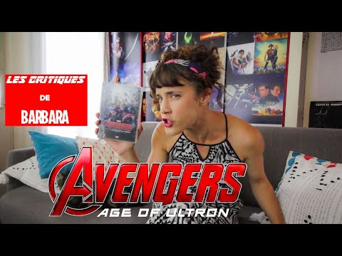 Avengers - Age of Ultron - Défi Marvel 11