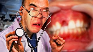 I'M A DENTIST NOW!? | Dental, Eyeball and Eardrum Surgery (FINAL) - Video Youtube