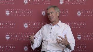 David Cross, '80 - My Chicago Law Moment